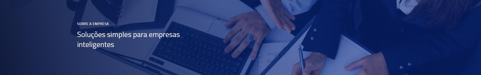 Somos uma empresa de serviços de contabilidade constituída por profissionais com larga experiência nas áreas de gestão empresarial
